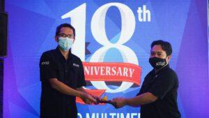 Meriahnya Perayaan Anniversary ke 18th EVIO ! (6)