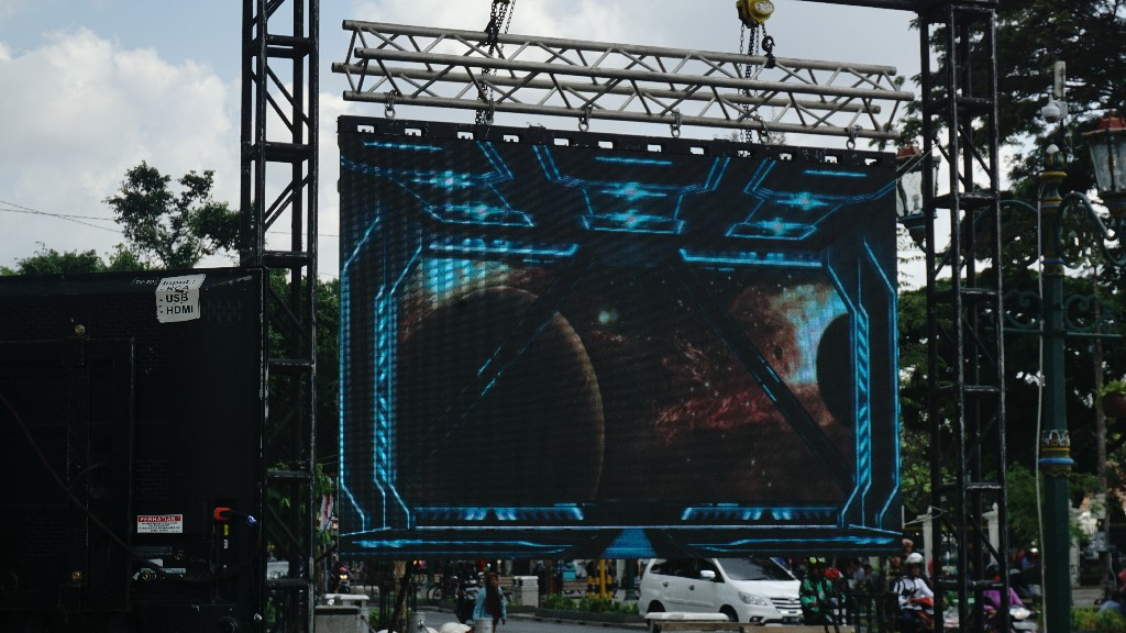 harga sewa led screen